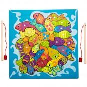 Rybačka a puzzle, 2 v 1