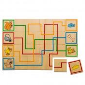 Labyrint puzzle