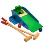 Pažravá žaba - golfová sada