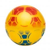 Lopta s futbalovým vzorom