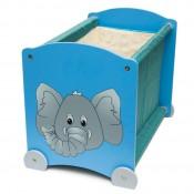 Debnička na hračky Slon